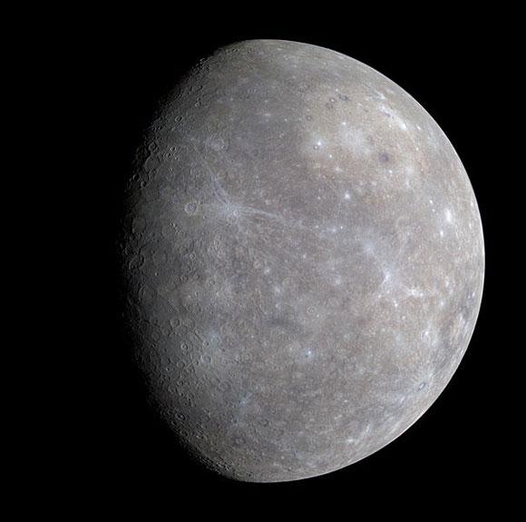 так выглядит Меркурий
